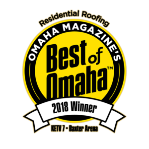 best of omaha 2018 winner residential roofing winner